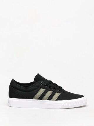 adidas Originals Adi Ease Shoes (cblack/leggrn/ftwwht)