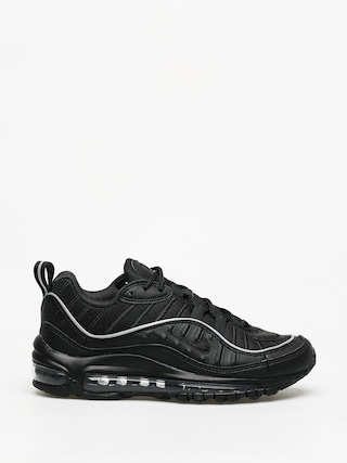 Nike Air Max 98 Shoes Wmn (black/black off noir)
