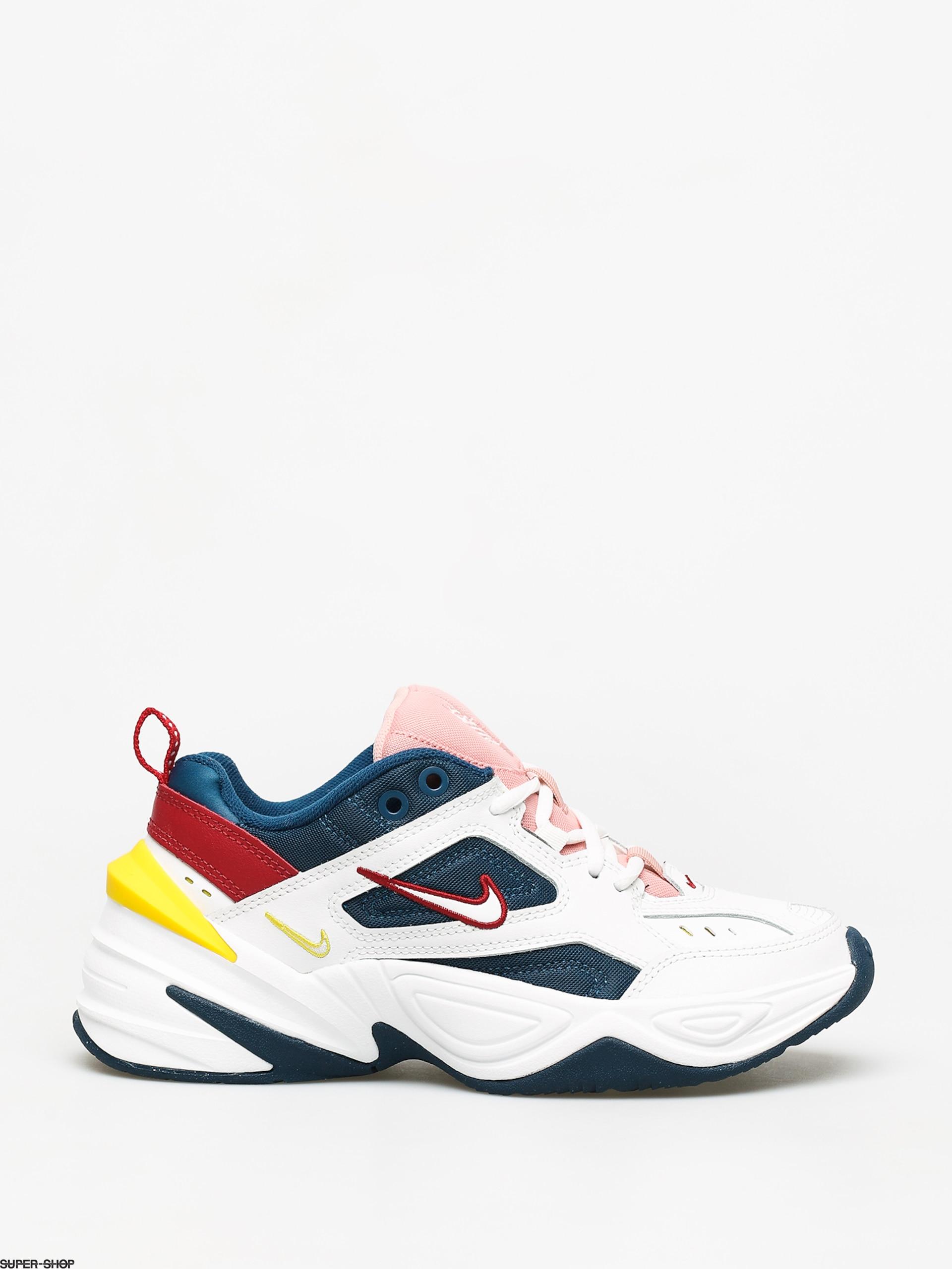 Nike M2K Tekno Shoes Wmn (blue force/summit white chrome yellow)