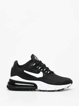 Nike Air Max 270 React Shoes Wmn (black/white black)