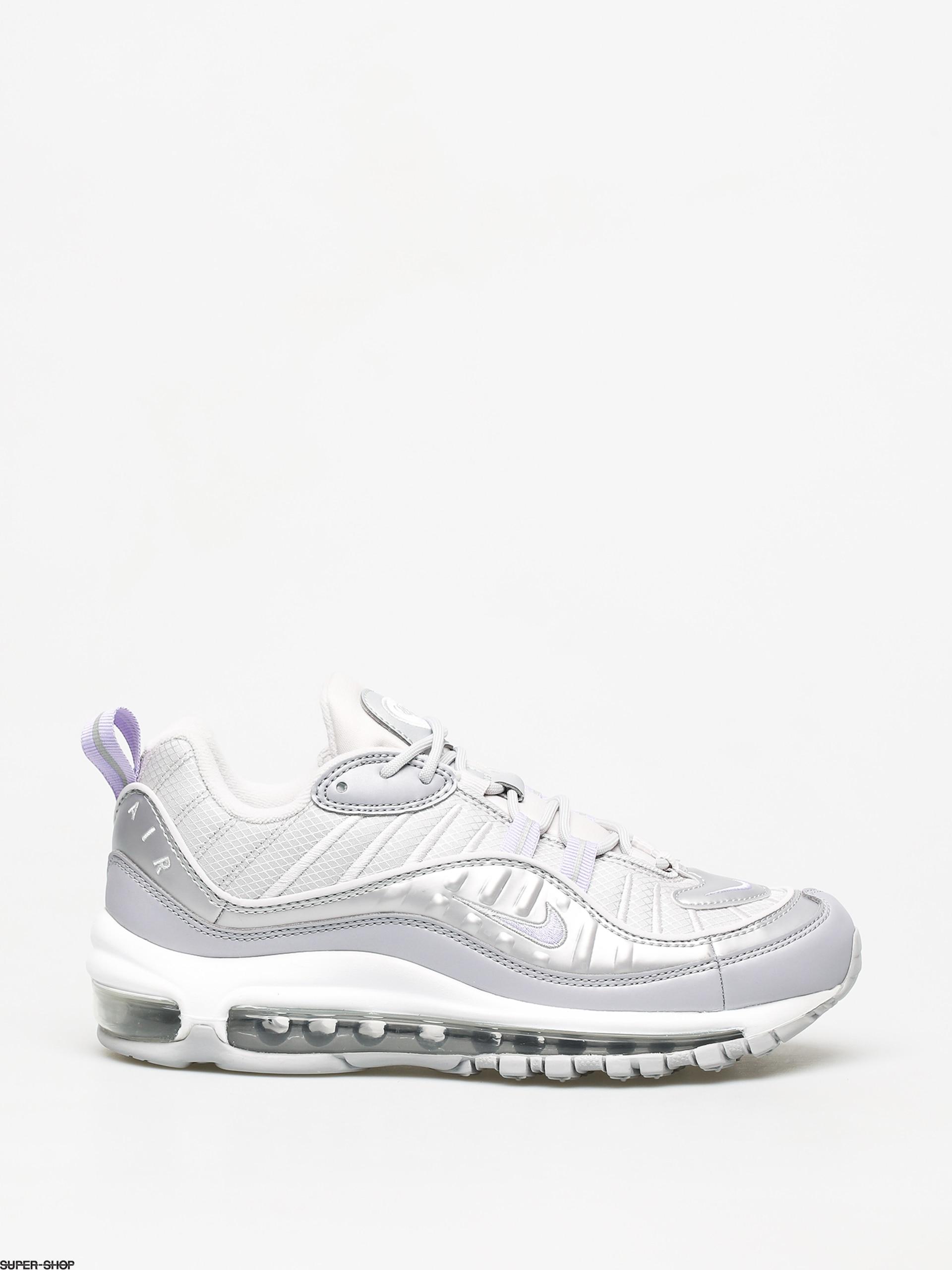 centavo ama de casa Corte de pelo  Nike Air Max 98 Se Shoes Wmn (vast grey/purple agate mtlc platinum)