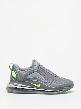 Nike Air Max 720 Shoes (cool grey/volt electric green black)