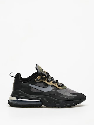 Nike Air Max 270 React Shoes (black/white anthracite)