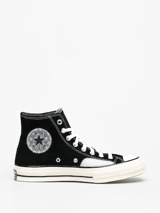Converse Chuck 70 Hi Chucks (black/grey)