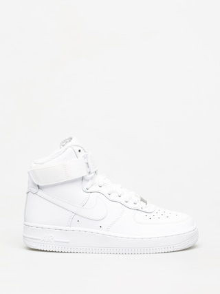 Nike Air Force 1 High Shoes Wmn (white/white white)