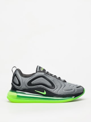 Nike Air Max 720 Shoes (smoke grey/electric green anthracite)