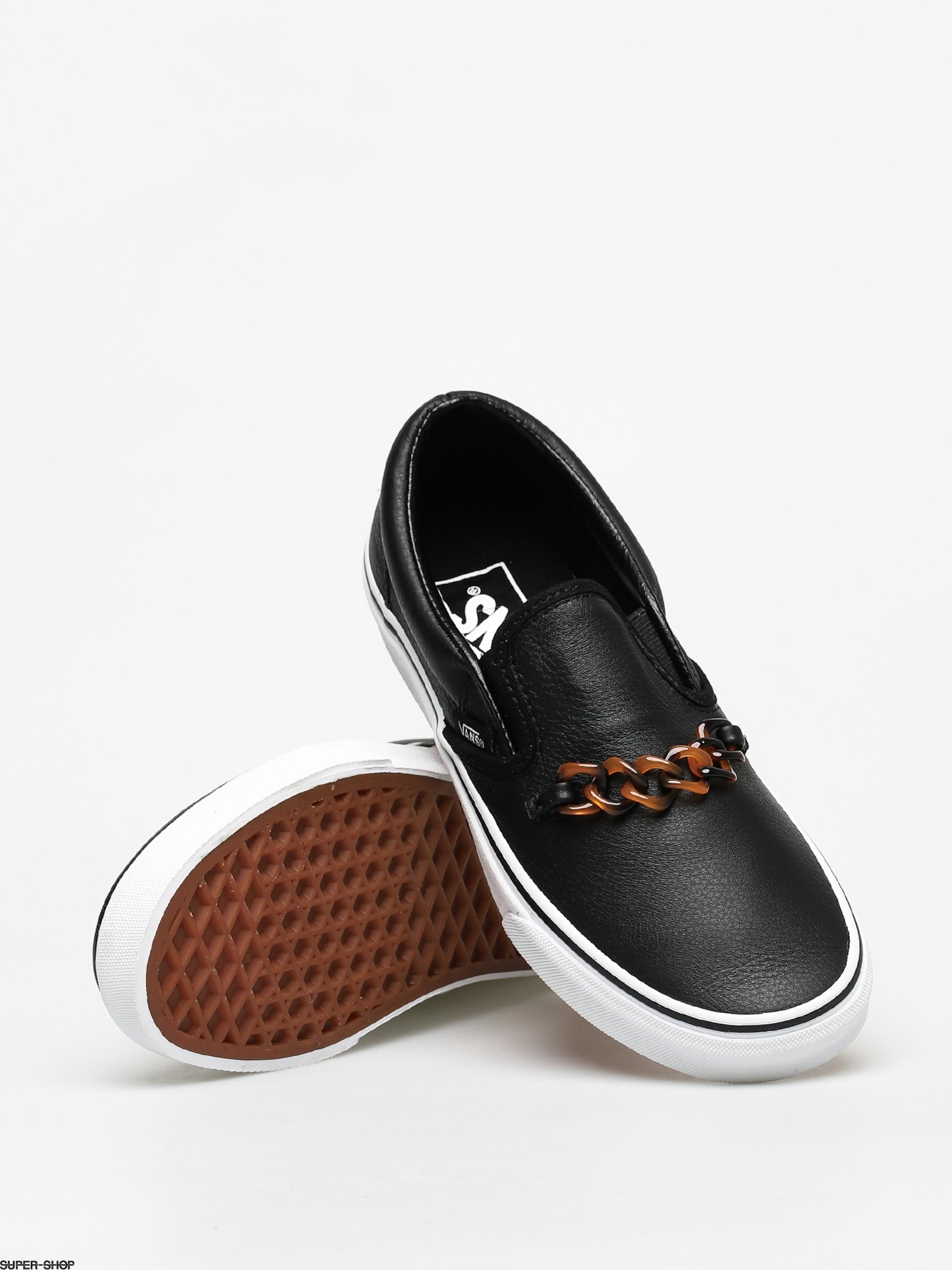 Vans Classic Slip On Shoes (tort)
