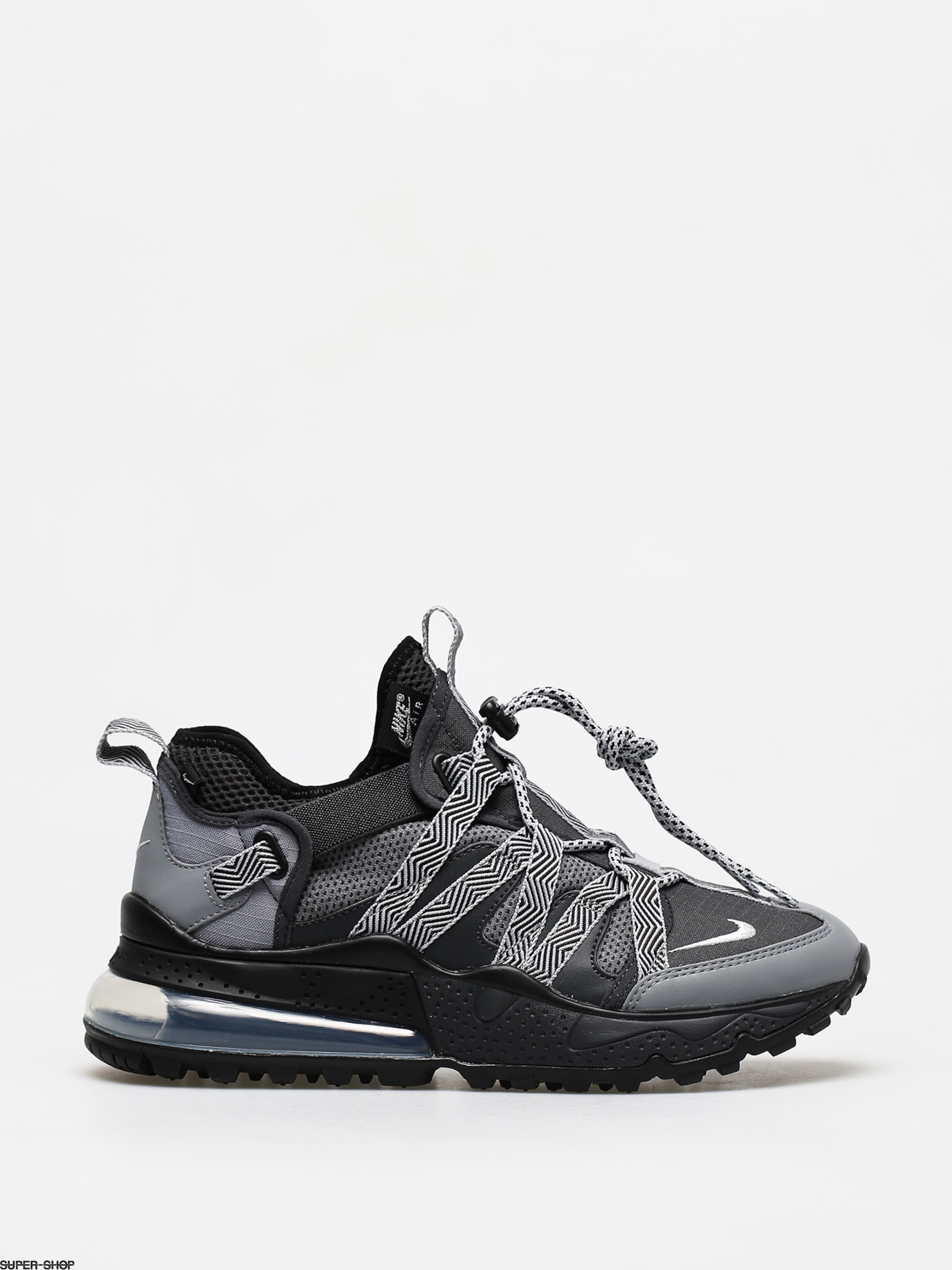 Nike Air Max 270 Bowfin Shoes (anthracitemetallic silver cool grey)