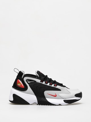 Nike Zoom 2K Shoes (black/track red grey fog white)