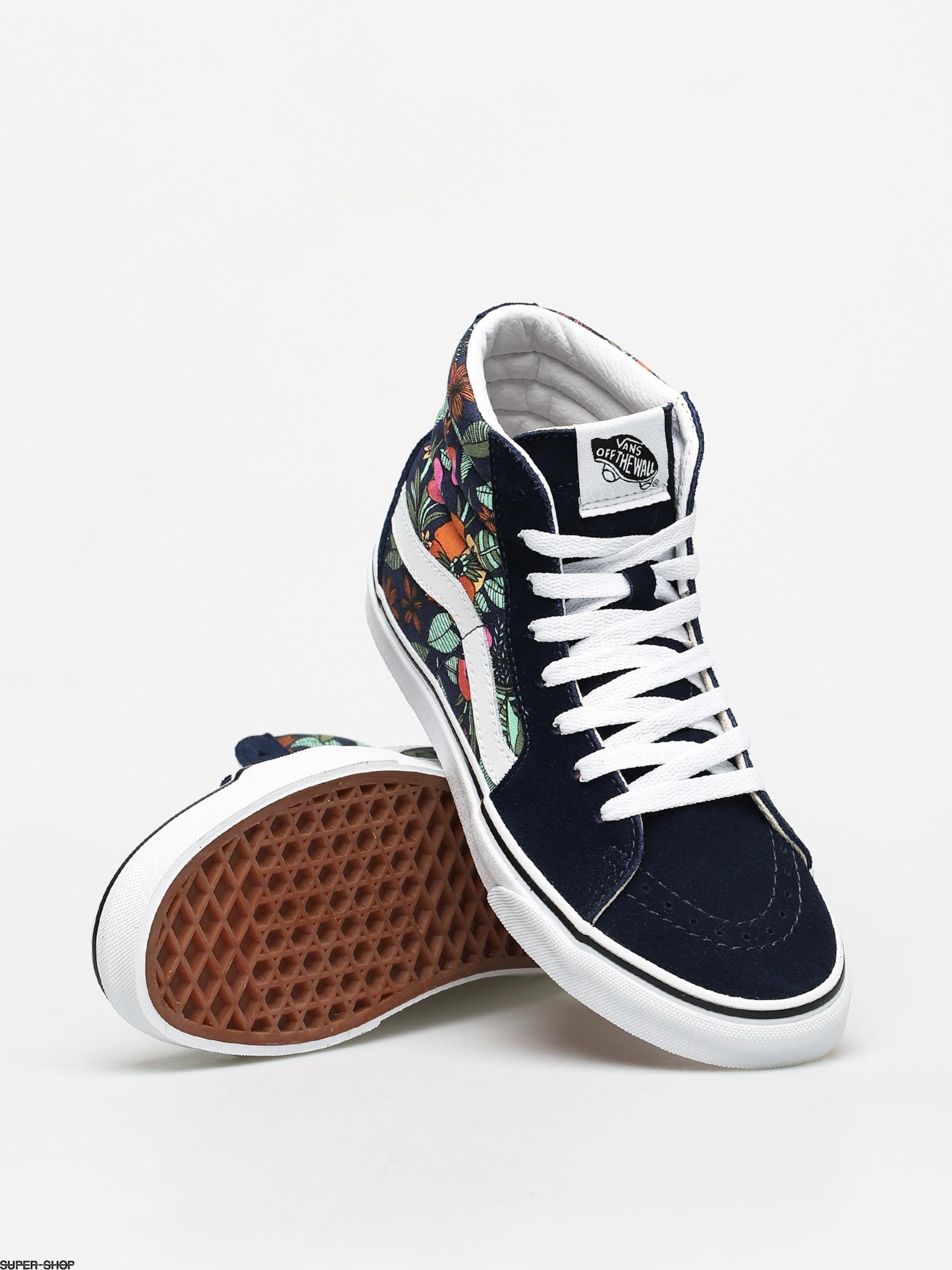 Vans Sk8 Hi Shoes (multi tropic)