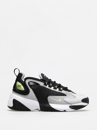 Nike Zoom 2K Shoes Wmn (black/barely volt grey fog white)
