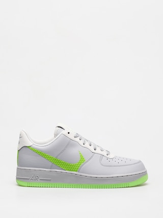 Nike Air Force 1 07 Lv8 Shoes (wolf grey/ghost green photon dust black)