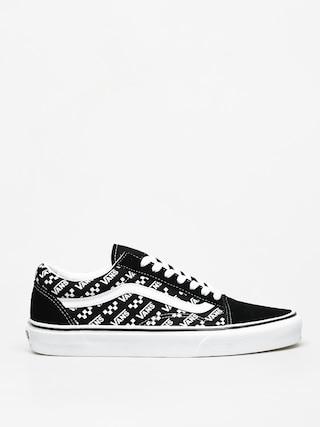 Vans Old Skool Shoes (blk/true wht)