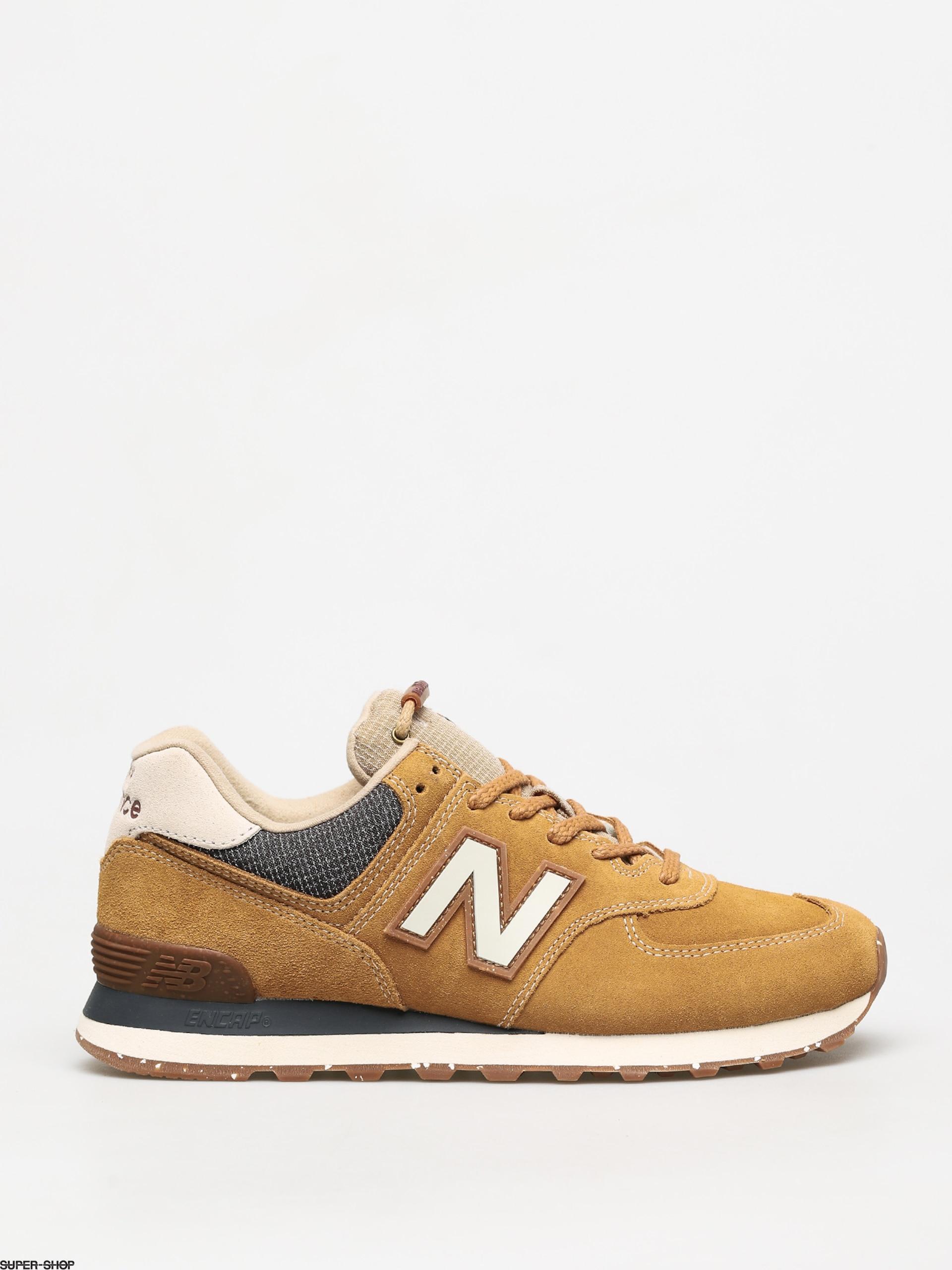 new balance brown