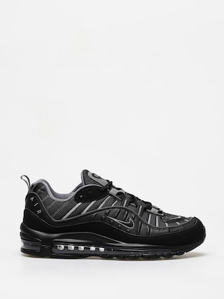 Nike Air Max 98 Shoes (black/black smoke grey vast grey)