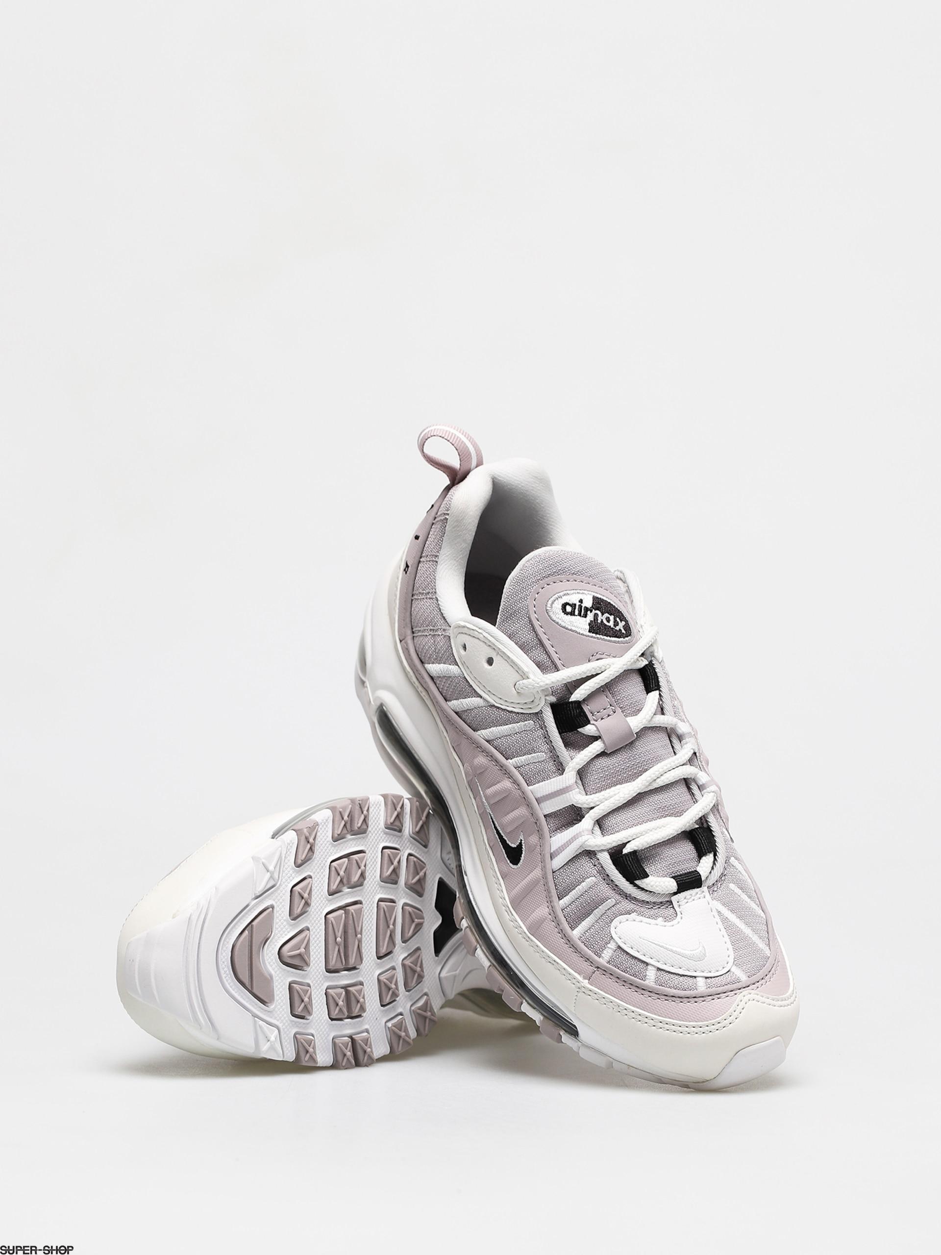 Nike Air Max 98 Shoes Wmn (silver lilac/black platinum violet)