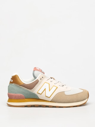 New Balance 574 Shoes (tan)
