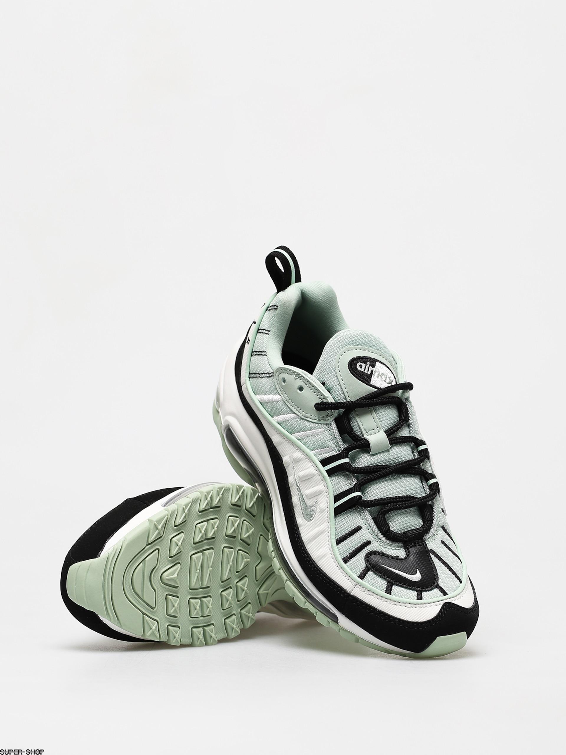 Nike Air Max 98 Shoes Wmn (pistachio frost/pistachio frost black)