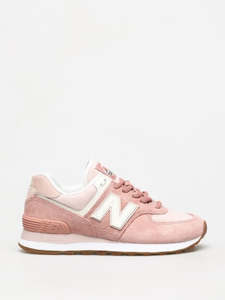 New Balance 574 Shoes Wmn (red)