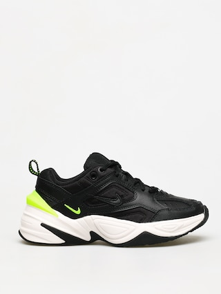 Nike M2K Tekno Shoes Wmn (black/black phantom volt)