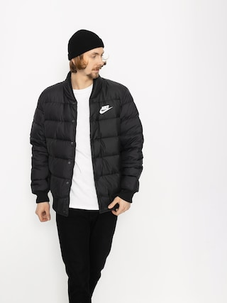Nike Dwn Fill Bombr Jacket (black/black/white)