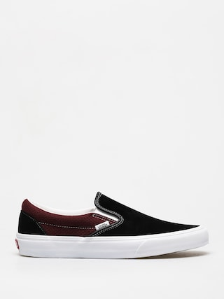 Vans Classic Slip On Shoes (black)