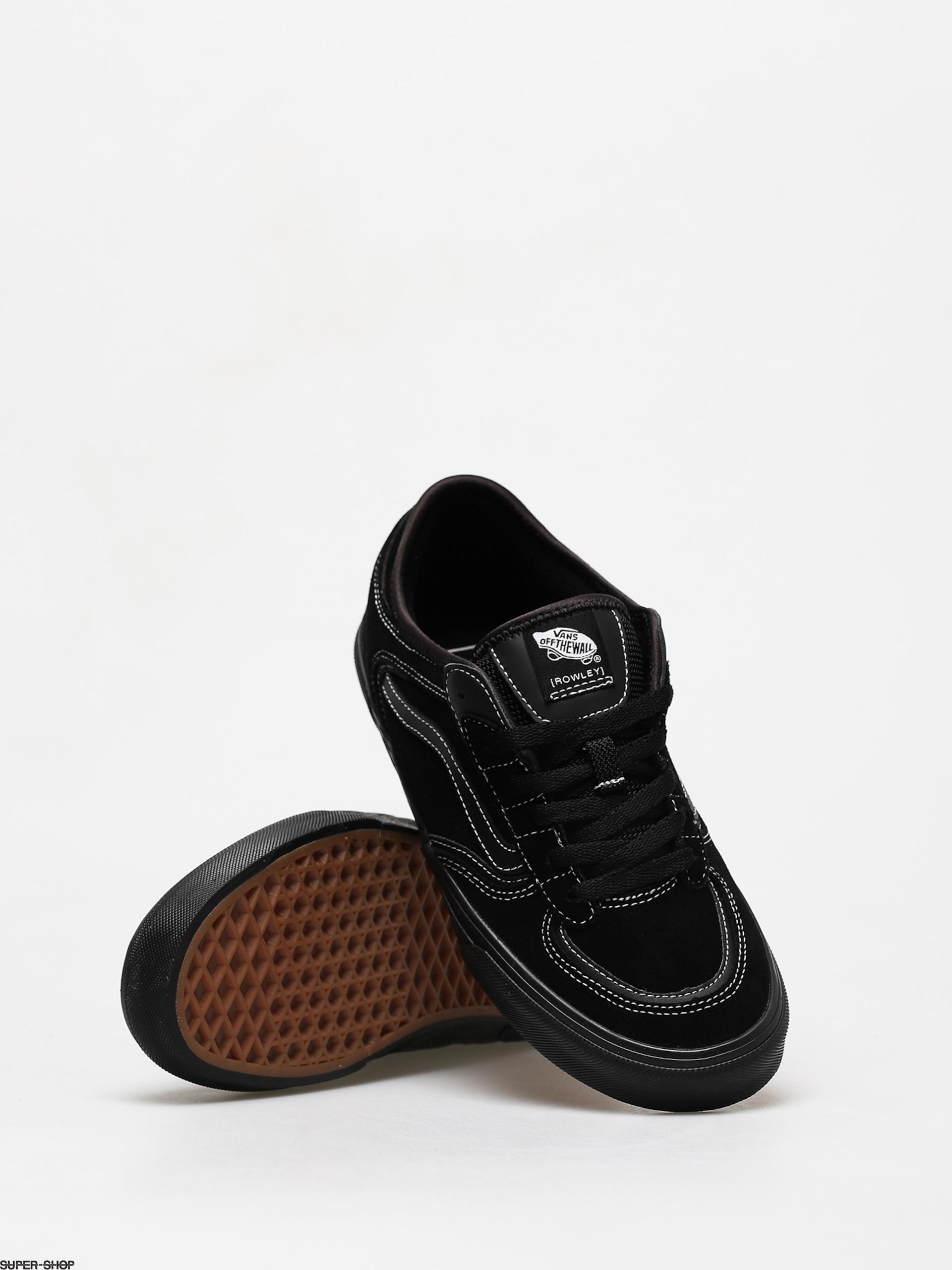 all black classic vans