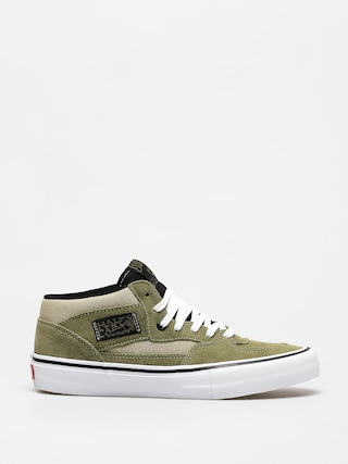 Vans Half Cab Pro Shoes (lizard/euca)