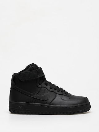 Nike Air Force 1 High Shoes Wmn (black/black black)
