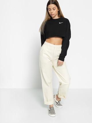 Nike Mtrl Ssnl Top Sweatshirt Wmn (black/white)