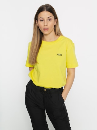 Vans Junior V Boxy T-shirt Wmn (lemon tonic)