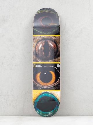 Element Nat Geo Eye Quad Deck (assorted)