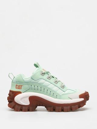 Caterpillar Intruder Shoes (pastel green)