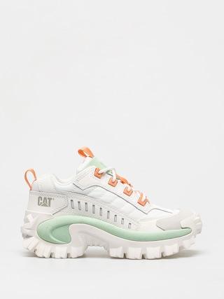 Caterpillar Intruder Shoes (star white/pastel green)