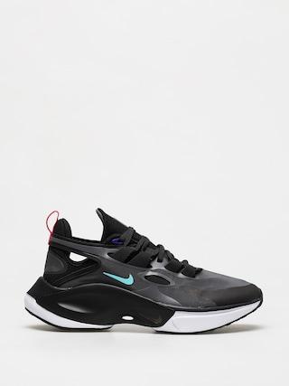 Nike Signal D/Ms/X Shoes (black/dark grey off noir rush violet)