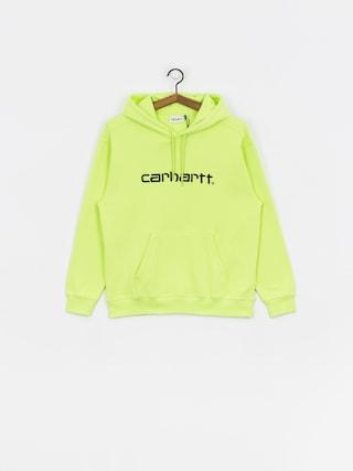 Carhartt WIP Carhartt HD Hoodie Wmn (lime/black)