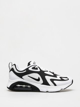 Nike Air Max 200 Shoes (white/black anthracite)