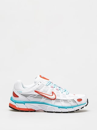 Nike P 6000 Shoes Wmn (white/white oracle aqua magic flamingo)