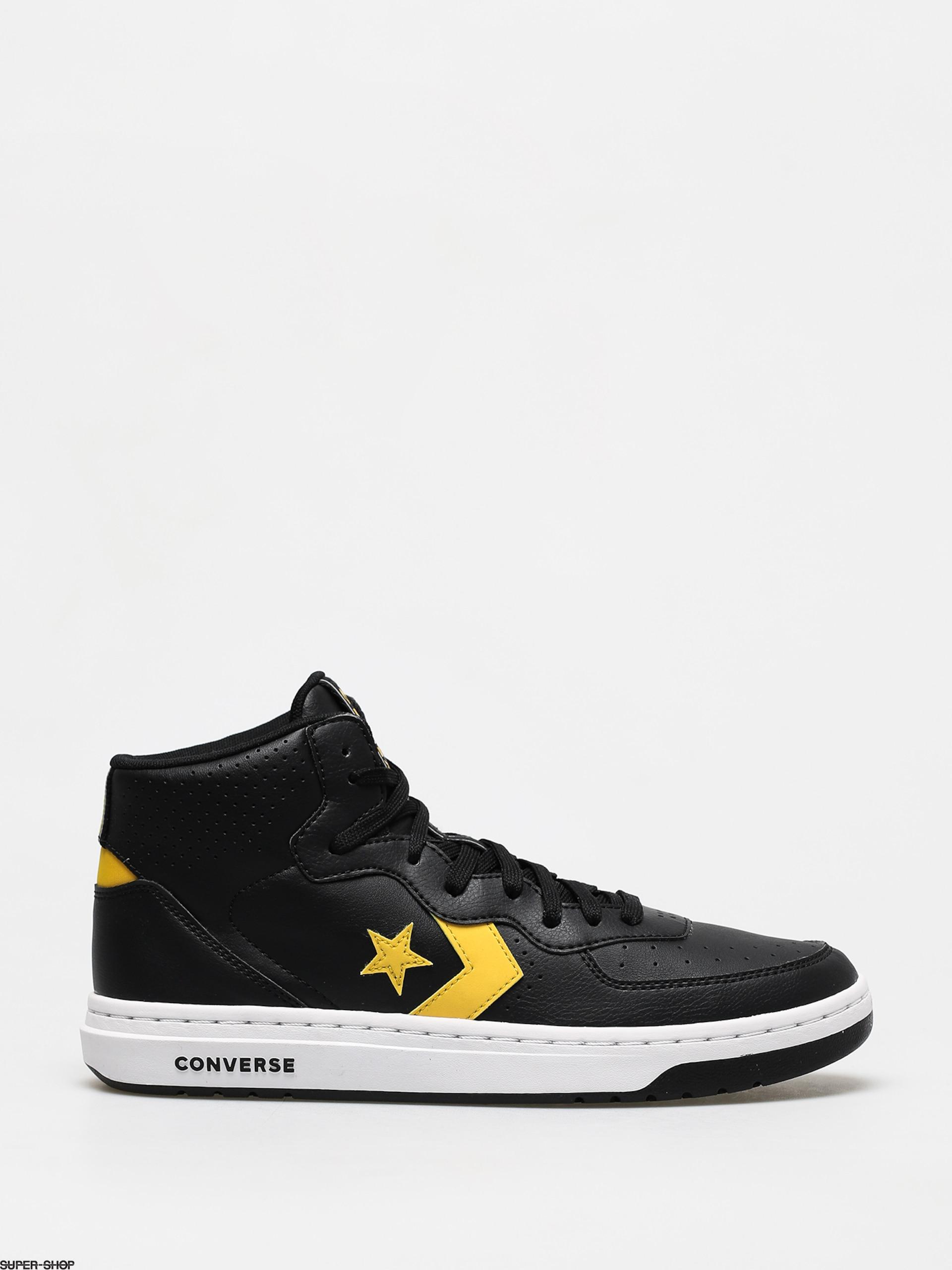 Converse Rival Mid Shoes (black)