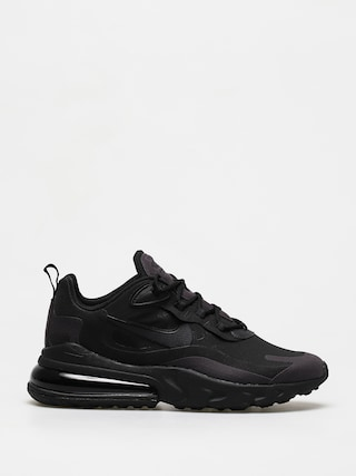 Nike Air Max 270 React Shoes (black/oil grey oil grey black)