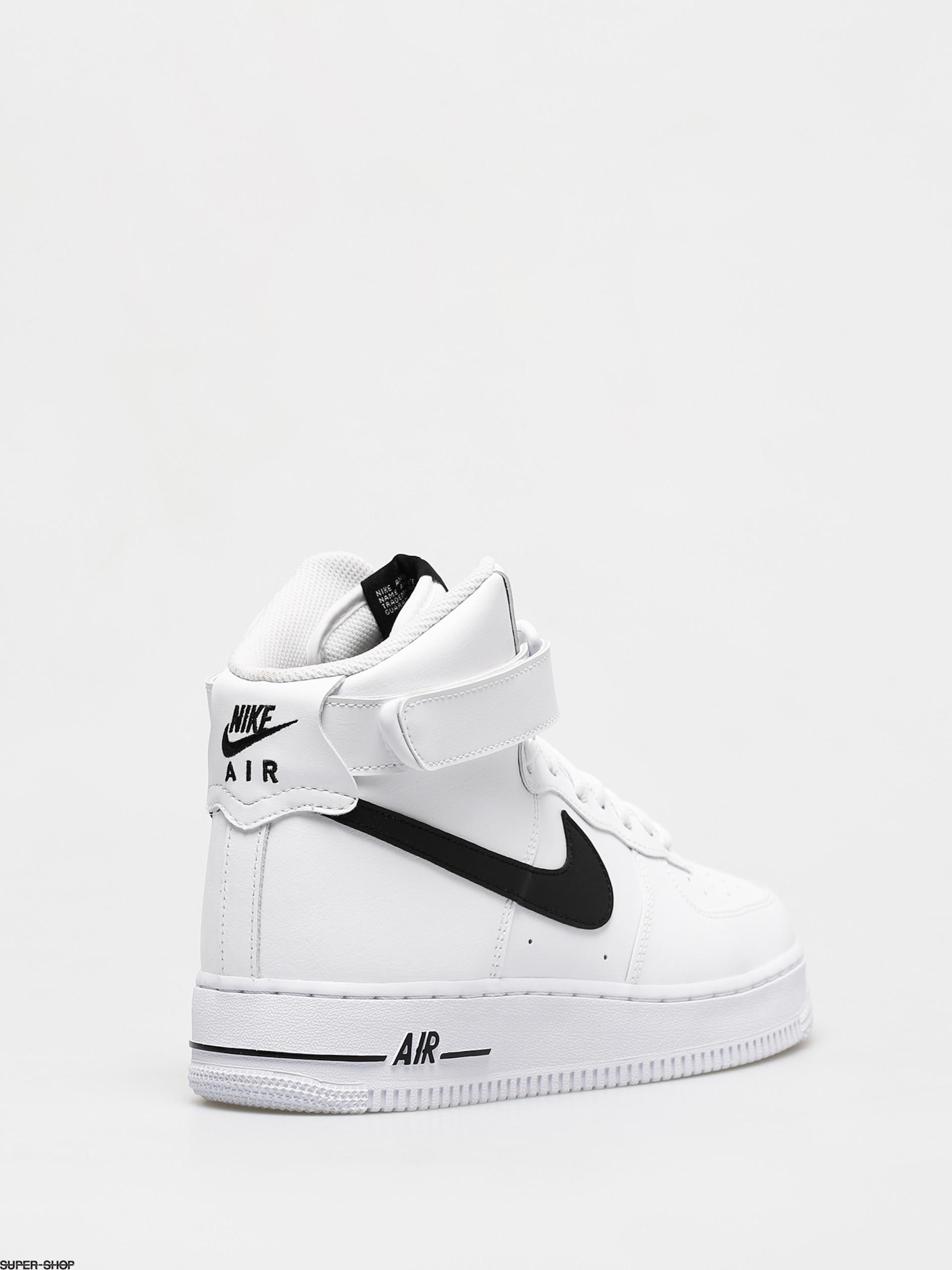 Nike Air Force 1 High 07 shoes white