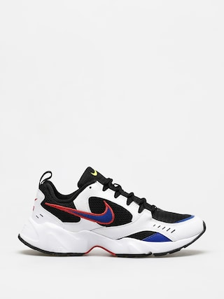 Nike Air Heights Shoes (black/hyper blue white track red)