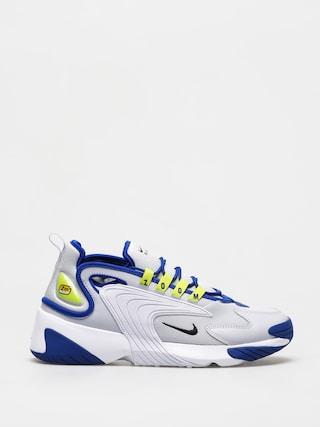 Nike Zoom 2K Shoes (sky grey/black bright cactus hyper blue)