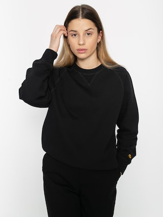 Carhartt WIP Chasy Sweatshirt Wmn (black/gold)