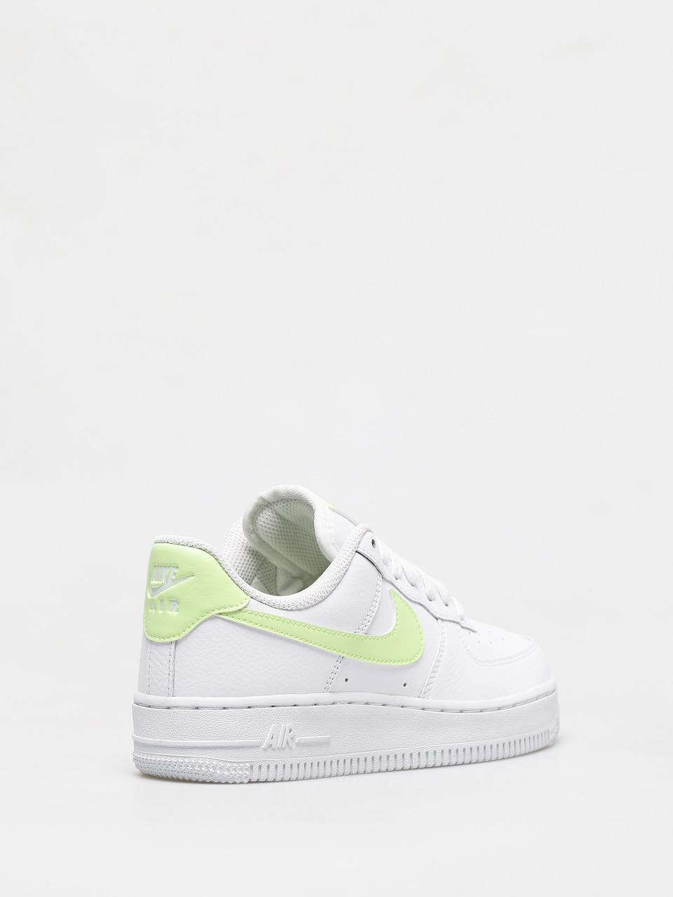 Nike Air Force 1 07 Shoes Wmn (whitebarely volt white white)