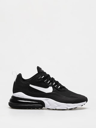 Nike Air Max 270 React Shoes Wmn (black/white black black)