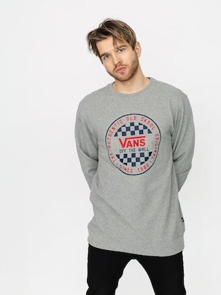 Vans Og Checker Sweatshirt (cement heather)
