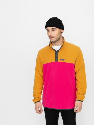 Patagonia Micro D Snap T Fleece (ultra pink)