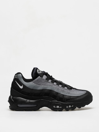Nike Air Max 95 Essential Shoes (black/white smoke grey)