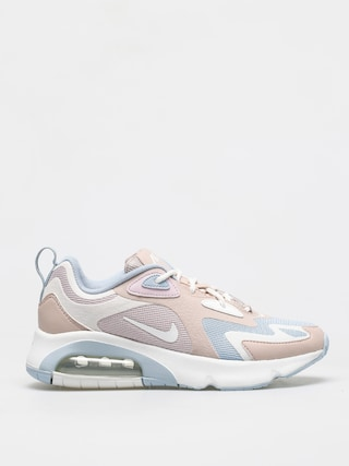 Nike Air Max 200 Shoes Wmn (barely rose/summit white fossil stone)